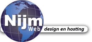 Nijm Webdesign & Hosting Logo