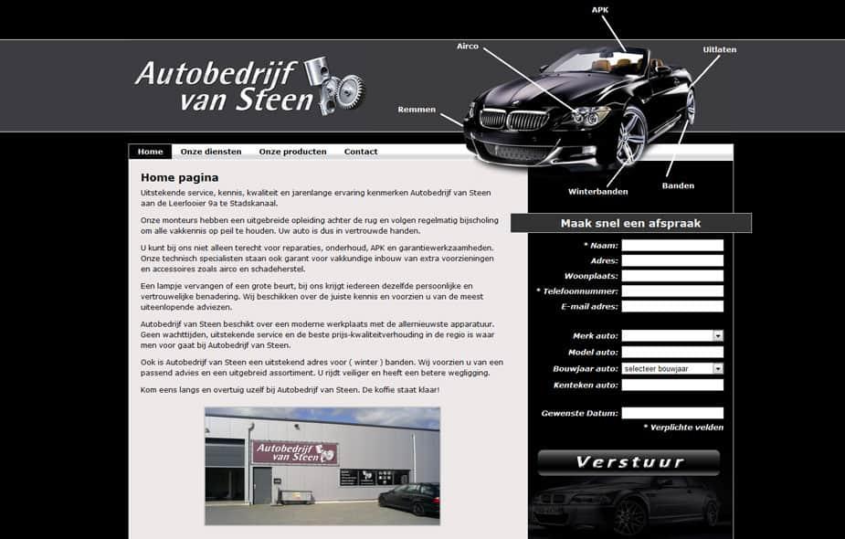 Autobedrijf van Steen