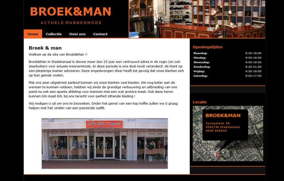 Broekenman Stadskanaal