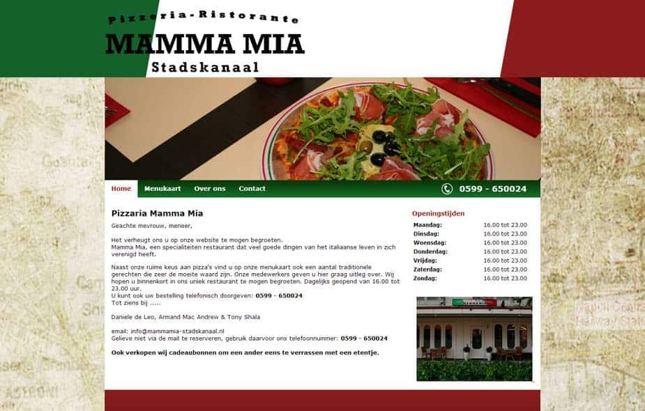 Restaurant / Pizzeria Dolce Vita Stadskanaal