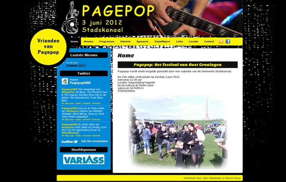 Pagepop