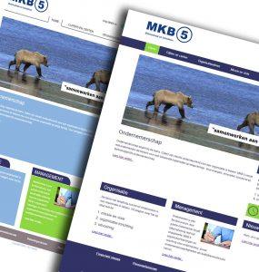 MKB5 redesign verschil