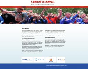 Nieuwe website Verrassend Stadskanaal 2016