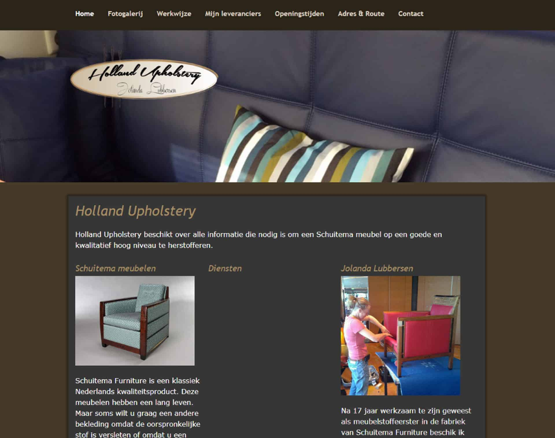 Holland Upholstery