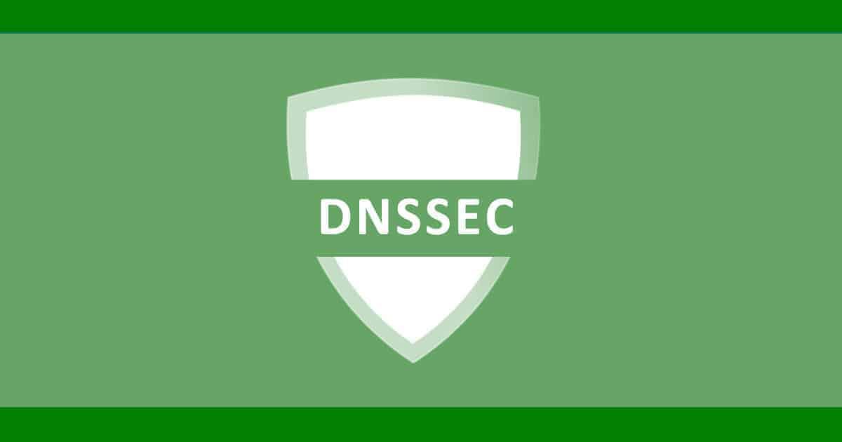 Domeinnamen bij ons nu standaard met DNSSEC