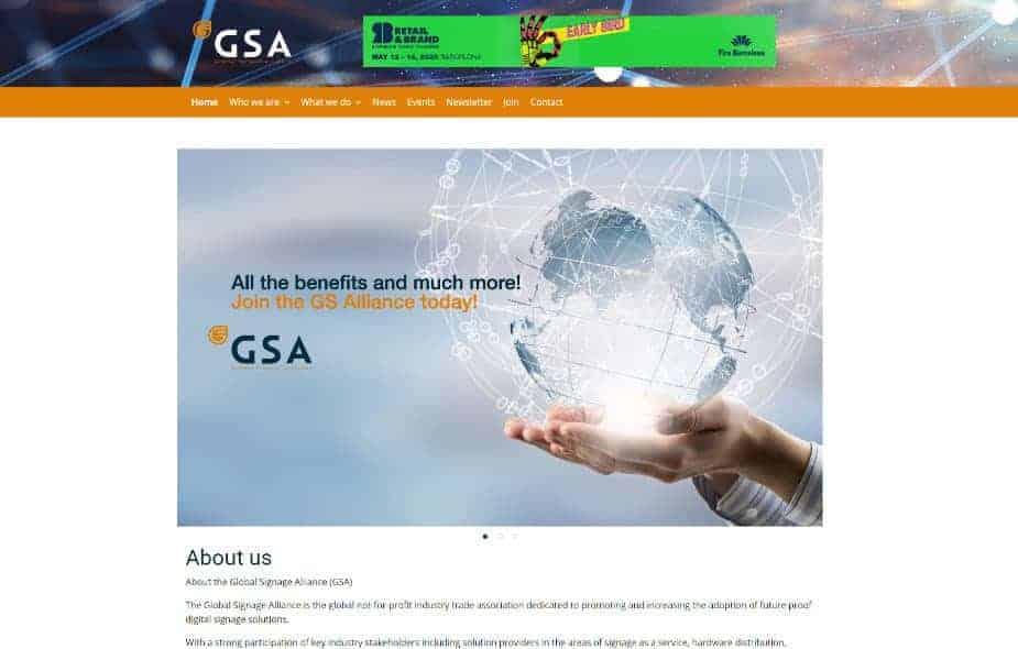 Global Signage Alliance