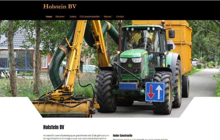 Holstein BV