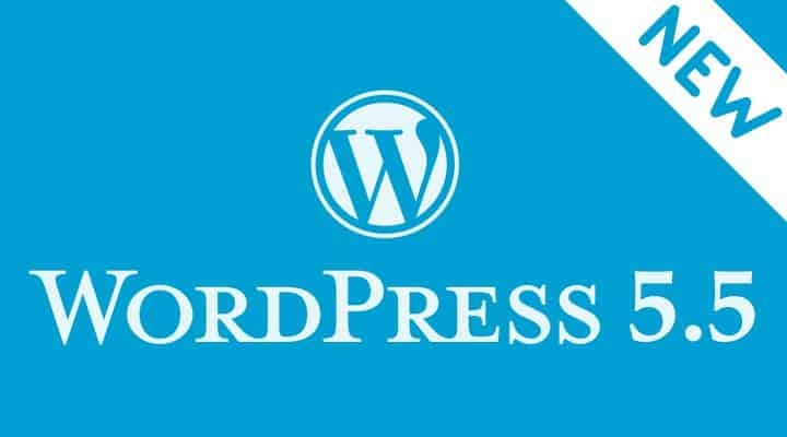 Nieuwe features in WordPress 5.5!